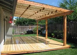 Covered Patio Ideas Light Wooden Solid Patio Cover Design With A - Backyard patio cover designs