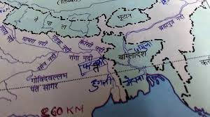 India River Map by Gk Geography Of India Main Rivers For Upsc Uppsc Mppsc Bpsc