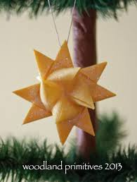 pennsylvania german folded ornaments primitive handmades