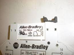 allen bradley relay wiring diagram dolgular com