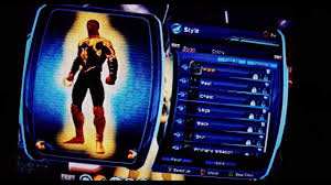 dcuo sinestro color stuff youtube