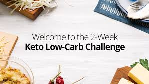 get started on low carb 2 week challenge