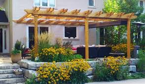 Attached Pergola Plans by Pergola Attached To Deck Plans Attached Pergola Plans And Ideas