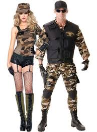Halloween Costumes Army 34 Halloween Couples Costumes Images Halloween