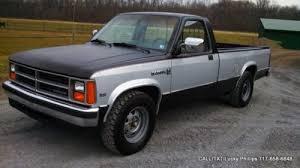 1987 dodge dakota 4x4 find used 1987 dodge dakota le truck v6 2wd original 70 250