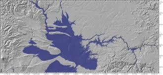 Lake Washington Map by Reading The Washington Landscape Ice Age Floods Dem And Lake Lewis