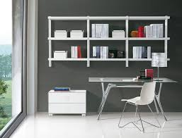 shelving wall unit contemporary