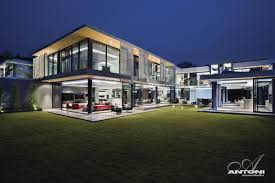 U Shaped House Plans Modern Mansion With Perfect Interiors By Saota Architecture Beast