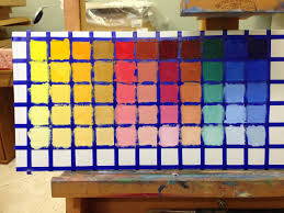 image gallery of color value chart painting
