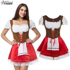 Maid Halloween Costume Cheap Beer Maid Halloween Costumes Aliexpress