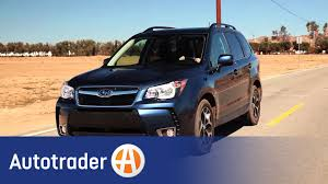 subaru suv white 2014 subaru forester suv 5 reasons to buy autotrader youtube