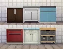 Mod The Sims NoBacksplash Counters - No backsplash