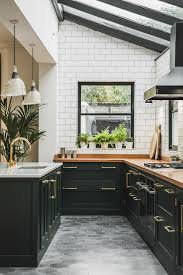 kitchen cabinets with gray floors 50 grey floor design ideas that fit any room digsdigs