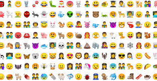 emoji android android oreo s new emoji you may be able to bring the blobs
