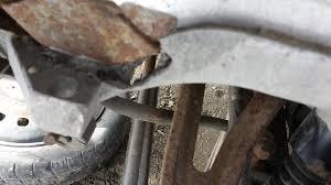 2000 v70r awd rear sub frame corrosion page 2