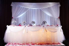Wedding Head Table Decorations by Head Table Decor By Sbd Events Head Table Decor Head Tables And