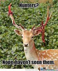 30 most funniest hunting meme pictures and images