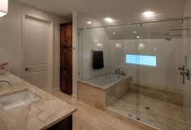 Large Bathroom Showers How You Can Make The Tub Shower Combo Work For Your Bathroom