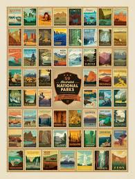 National Parks In Usa Map by Anderson Design Group U2013 American National Parks