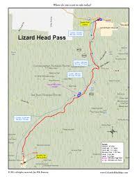 Dolores Colorado Map by Lizard Head Pass Coloradobikemaps