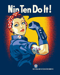 Rosie The Riveter Meme - is the power glove a meme meme research discussion know your meme