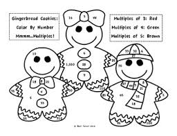 free worksheets christmas color by number worksheets free math