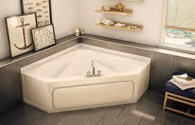 designs trendy small corner bathtub design small corner tub