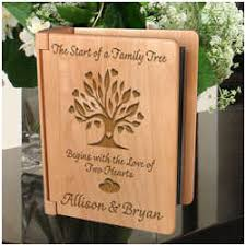 photo album personalized personalized family tree wooden photo album findgift