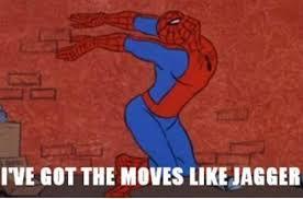 60s Spiderman Meme - 29 of the best 60s spider man memes smosh