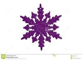 purple star shape cartoon christmas tree decoratio stock