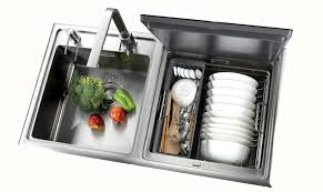 small kitchen sink and cabinet combo small kitchens will this new mini dishwasher sink combo