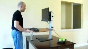 Costco Computer Desk Desk Adjustable Height Desk Adjustable Height Computer Desk