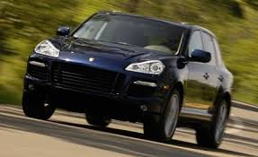 2008 porsche cayenne turbo take road test reviews car
