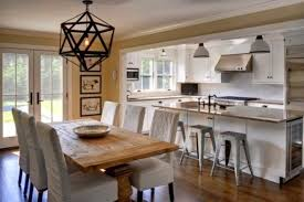 dining room and kitchen combined ideas kitchen and dining room combination makeovers home design ideas