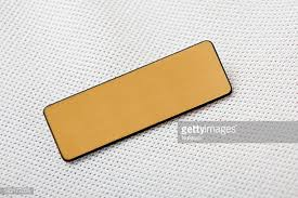 gold name tag name tag stock photos and pictures getty images