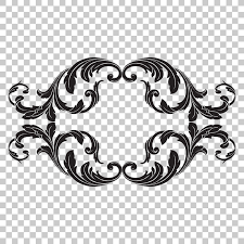classical ornament frame vector illustration 12 vector frames