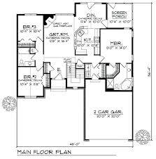 narrow lot floor plan narrow ranch house plans apartments narrow lot house plans with