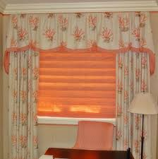 Coral Valance Curtains Charming Coral Window Valance 91 Seashore Coral Window Curtain Valance Coral Curtains And Window Jpg