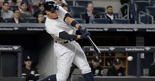 Aaron Judge Joins An Exclusive Club Of Yankees All Stars Pinstripe - aaron judge is making a powerful impression on the yankees fox sports