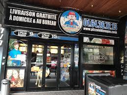 le bureau chelles pizza le kiosque restaurant 50 rue gambetta 77500 chelles