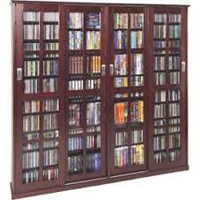 cd storage cabinet with doors entertainment furniture multimedia storage leslie dame solid