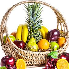 gourmet fruit baskets tropical fruit basket gourmet gift baskets for all occasions