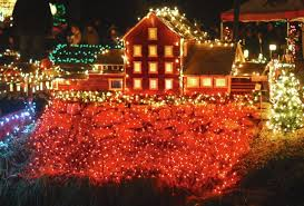 clifton ohio christmas lights clifton mill continues holiday lights tradition xenia gazette