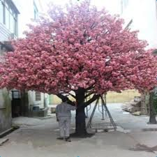 large outdoor artificial cherry blossom tree buy sale