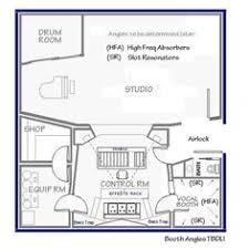 Studio Plans by Recording Studio Designs Plans Google Search Studios