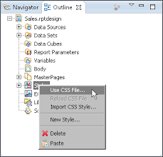 design html page in eclipse how to link a css file