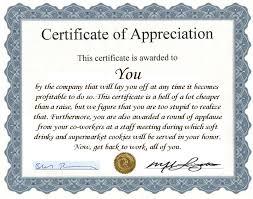 10 best images of employee appreciation certificates employee