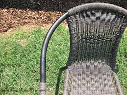 Wicker Look Patio Furniture - patio grey wicker patio set for minimalist patio decor