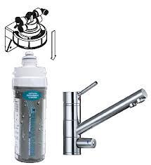 depuratore acqua rubinetto acqua domestico con filtro acqua potabile euroacque