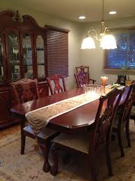 Modernizing Antique Furniture by Ideas To Modernize Dining Room Set Please